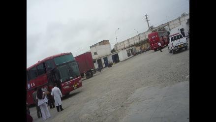 Trujillo: Adulto mayor muere al interior de bus interprovincial