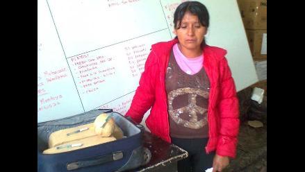 Ica: Mujer es detenida con siete kilos de droga en bus interprovincial