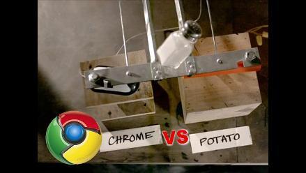 Google pone a prueba velocidad de Chrome