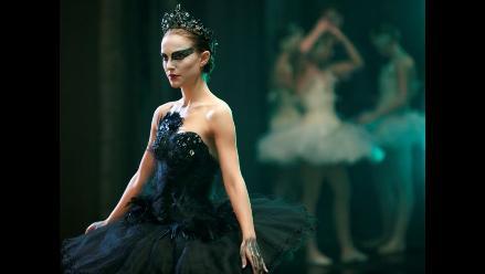 Natalie Portman se acerca al Oscar con The Black Swan