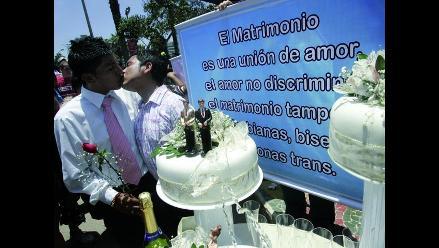 El Matrimonio homosexual entra en la campaña electoral peruana