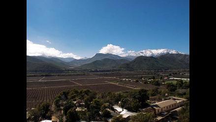Arequipa: Rechazan instalación de torres de alta tensión en Huambo