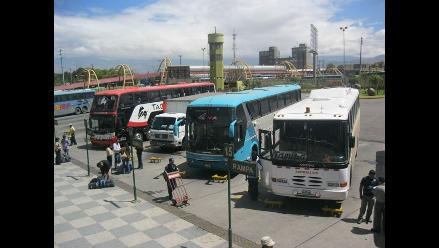 Arequipa: Cuatro empresas rebajarán el precio del pasaje a Chivay