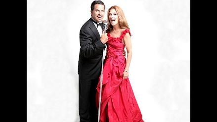Roxana Valdivieso y Jaime Cuadra estarán entre Rosas y Champagne