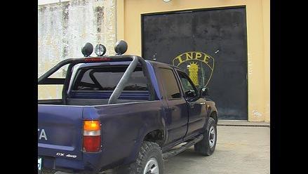 Lambayeque: Detector de metal del penal de Picsi no funciona eficazmente