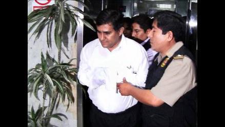 Solicitan prisión preventiva para ex viceministro de Justicia aprista