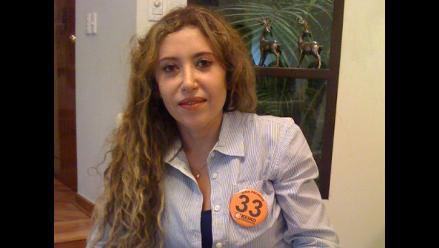 Gina Pacheco: He generado bastante celo político, haré respetar mis derechos
