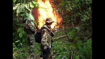 Exigen pago del seguro de vida de 120 militares caídos en el VRAE