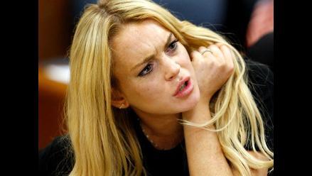 Lindsay Lohan formalmente acusada por supuesto robo de collar