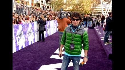 Bruno Pinasco vivió de cerca la fiebre por Justin Bieber