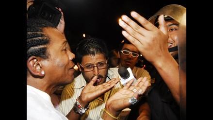 Vigilia pacífica por Carlos Cacho terminó en noche violenta