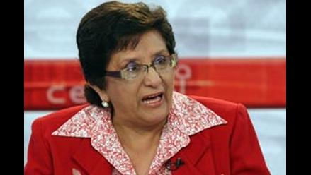 Rosa Mavila: ´Se debe revisar figura del arresto domiciliario´