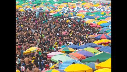 Lima: Nivel de radiación ultravioleta será alto este fin de semana