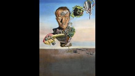 Cuadro de  Dalí bate récord de venta