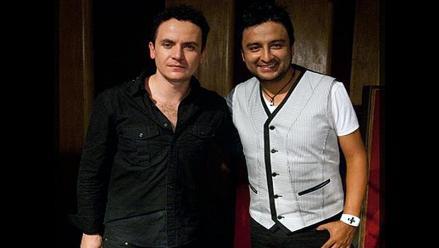 Colombiano Fonseca graba canción cristiana
