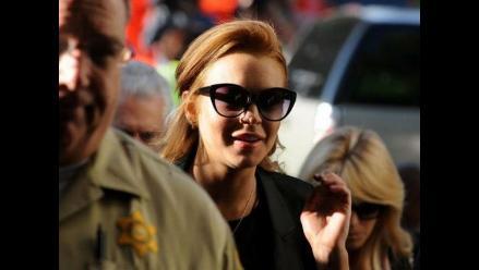 Lindsay Lohan presentará lista Top Ten en programa de David Letterman