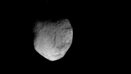 Primeras imágenes del ´Tempel 1´ enviadas por sonda Stardust