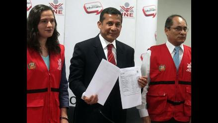Embajadora Likins no ha desmentido a Humala, afirman