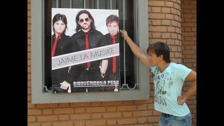 Ex Parchís y su grupo Jaime La Musike firmarán autógrafos en Mega Plaza