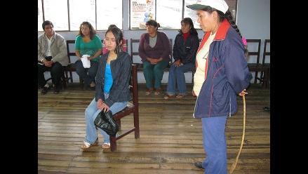 Cajamarca: Con seis latigazos castigan a menor que robó un polo