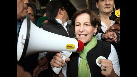 Villarán se refirió manifestación homosexual en la Plaza de Armas