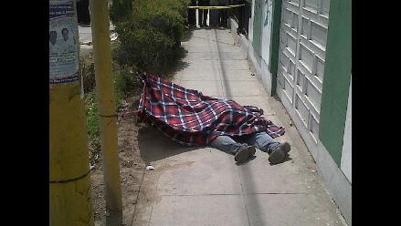 Áncash: Agricultor ebrio resbala y muere al golpearse la cabeza en Huari