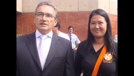 Familiares y allegados visitaron a Alberto Fujimori en el INEN