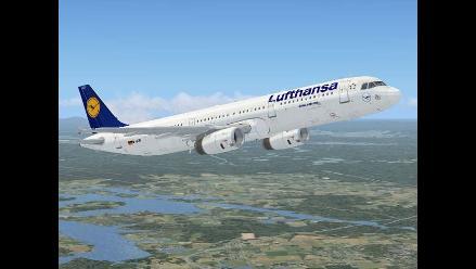 Aerolínea Lufthansa volverá a volar en Perú a fin de año