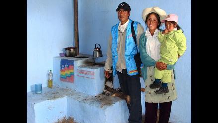 Cocinas mejoradas por un Perú sin humo