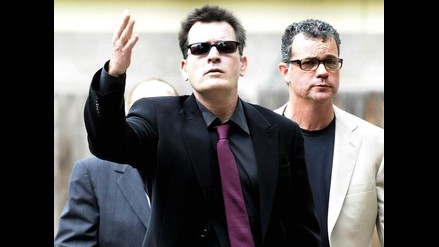 Charlie Sheen se pronuncia tras cancelación de Two and Half Men