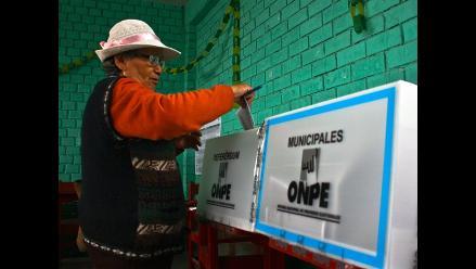 Elecciones 2011: Sepa si es miembro de mesa en Oceanía