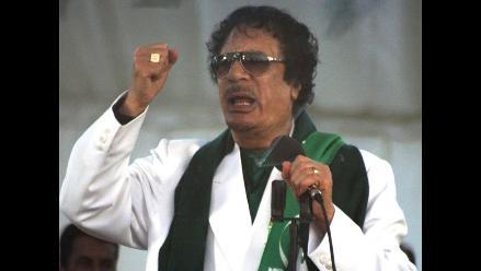 Consejo Seguridad de la ONU evalúa sanciones a Gadafi y su entorno