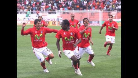 Cienciano venció 3-0 al Sport Boys en el Garcilaso del Cusco
