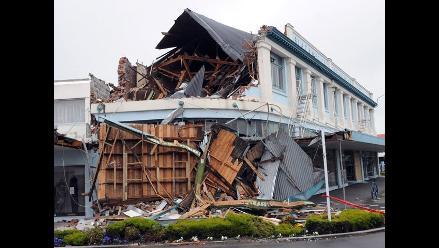 Nuevo sismo sacude Christchurch a una semana de terremoto