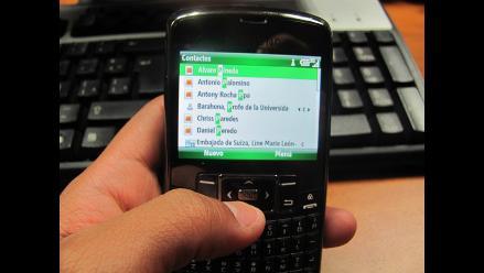 Más de 926 mil líneas celulares no fueron registradas, según Osiptel