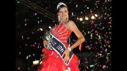 Cajamarca: Eligen Señoritas