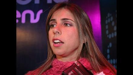 Fiorella Cayo afrontará proceso por supuesto atropello a policía
