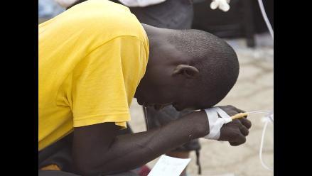Cólera causa la muerte de 4 672 personas en Haití