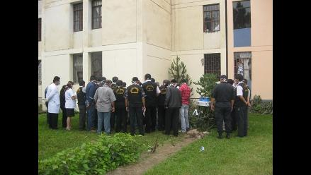 Hallan pierna humana en puerta de hostal en Barranca