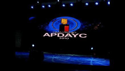 Ganadores de El Gran Premio APDAYC 2010