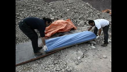 Ladrón muere tras caer de un muro cuando intentaba escapar