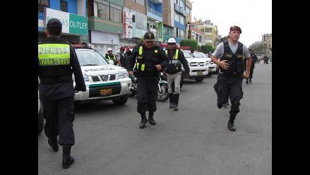 Insignia de uniforme policial salva la vida a suboficial en el Cusco