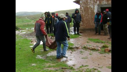 Cusco: Campesino cae a un abismo y muere por escapar de toro