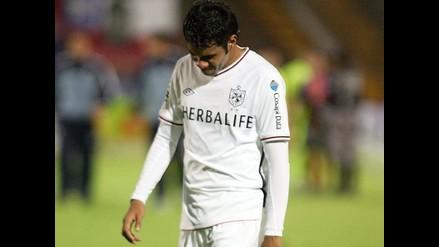 San Martín complica futuro en Copa tras caer ante Libertad