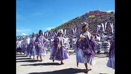 Carnaval de Juliaca deja 1300 toneladas de basura