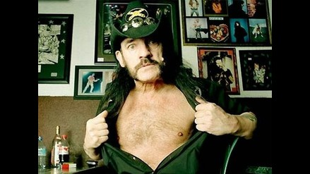 Lemmy Kilmister protagoniza nuevo video de Foo Fighters