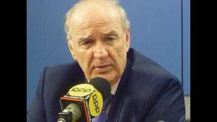 Canciller Belaúnde destacó decisión de la ONU ante propuesta peruana