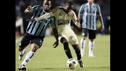 León de Huánuco enfrenta a Gremio por la Copa Libertadores