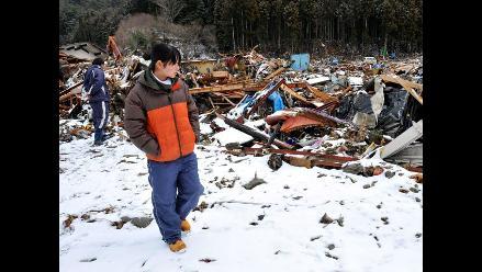 Terremoto en Japón: Contactan a 36 peruanos en zona de desastre