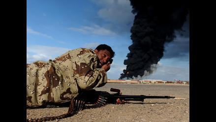 EEUU y Gran Bretaña lanzan más de 110 misiles contra Libia